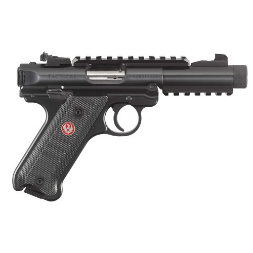 Ruger Mark IV Tactical Threaded Barrel 22LR 1