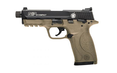 S&W MP 22 Compact FDE Frame