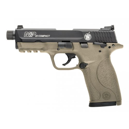S&W MP 22 Compact FDE Frame 1