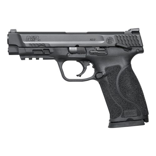 "S&W M&P M2.0 45acp 4.6"" Thumb Safety 1"