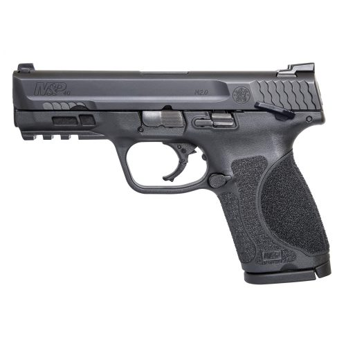 "S&W M&P M2.0 40sw 4"" Compact Thumb Safety 1"
