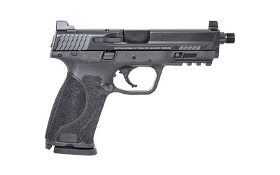 "S&W M&P M2.0 9MM 4.6"" Threaded Barrel"