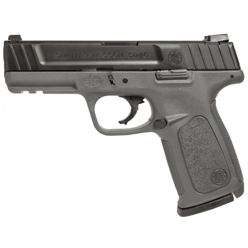 S&W SD40 Gray Frame 40sw 1