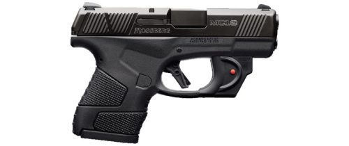 Mossberg MC1sc 9mm VIRIDIAN Laser