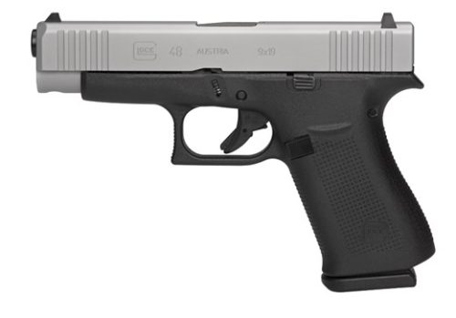 Glock 48 GEN 5 9mm Ameriglo Night Sights