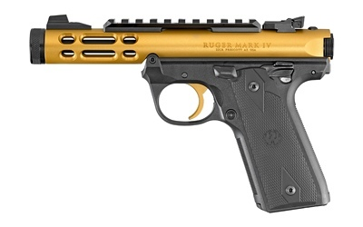 Ruger Mark IV 22/45 LITE Gold