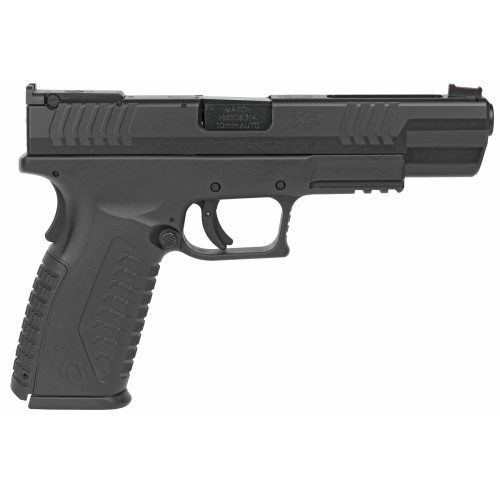 "Springfield Armory XDM 10mm 5.25"" 2"
