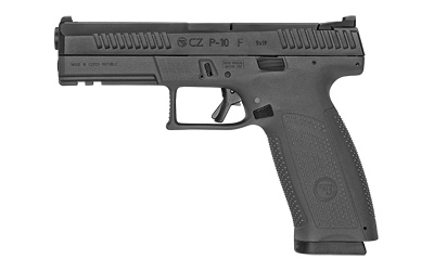 CZ P-10 F 9mm Black
