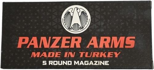 Panzer Arms AR-12 & BP-12 5 Round Magazine 2