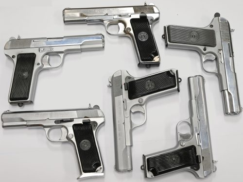 Surplus Yugo M57 TT Tokarev 7.62x25 Hard Chrome & Special Finishes