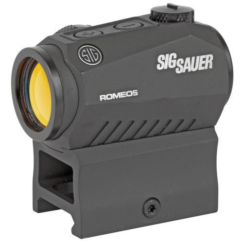 SIG Sauer Romeo5 1x20mm Compact Red Dot Sight 1
