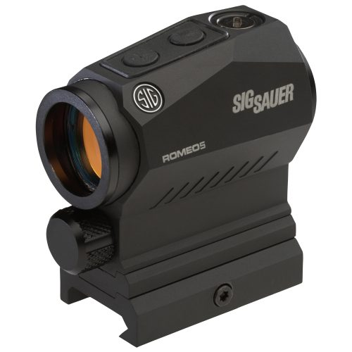 SIG Sauer Romeo5 X 1x20mm Compact Red Dot Sight 1