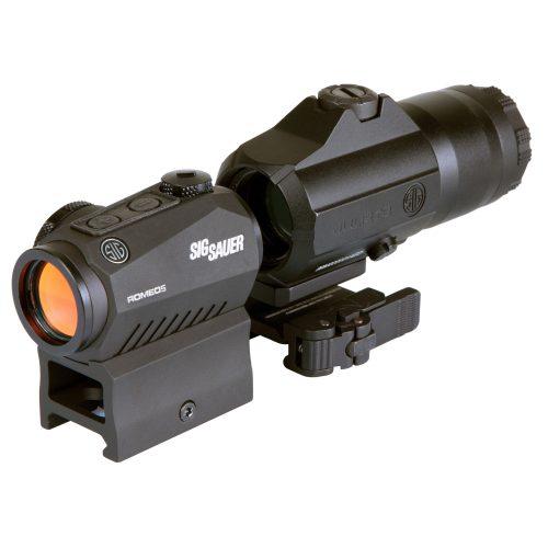 SIG Sauer Romeo5 Red Dot & Juliet3 Magnifier Combo