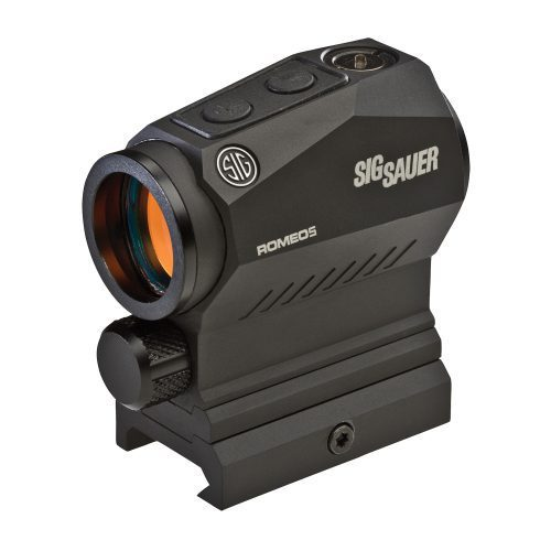 SIG Sauer Romeo5 XDR 1x20mm Compact Red Dot Sight 1