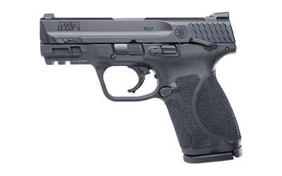 "S&W M&P M2.0 9mm 3.6"" Compact Thumb Safety"