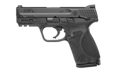 "S&W M&P M2.0 40sw 3.6"" Compact Thumb Safety"