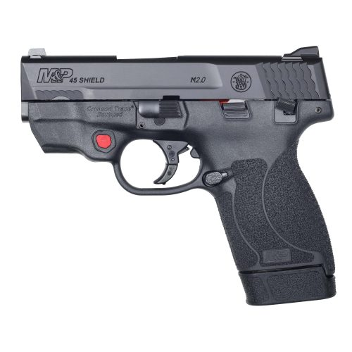 S&W M&P 45 Shield M2.0 45acp Crimson Trace Laser & Manual Thumb Safety