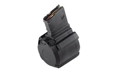Magpul PMAG D-50 SR25/M110 7.62x51 50 round Drum Black