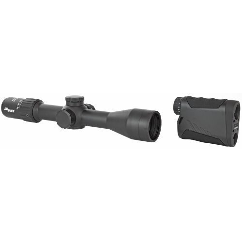 SIG Sauer BDX Combo Kit, KILO1800BDX Laser Range Finder & SIERRA3BDX Rifle Scope 4.5-14X44mm
