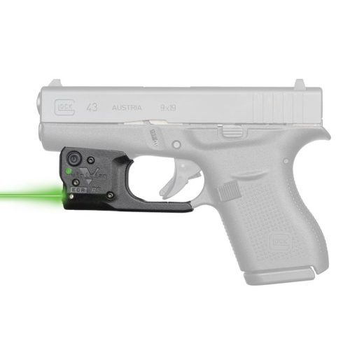 Viridian Reactor R5 Gen 2 Green Laser for Glock 43
