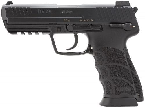 HK HK45 V1 LE 45acp with two 10 round magazines