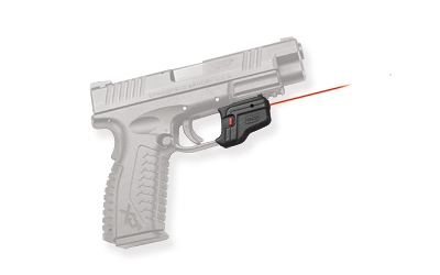 Crimson Trace Defender Series Laser DS-123 for Springfield XD & XDM