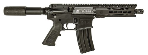 "Diamondback DB15 Pistol 7.5"" Barrel 5.56mm"