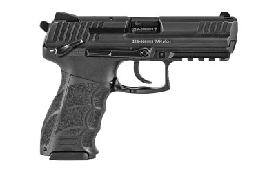 HK P30S V3 9mm Black with two 15 round magazines