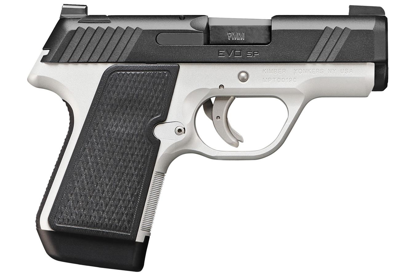 Kimber EVO SP Two Tone 9mm · 3900010 · DK Firearms