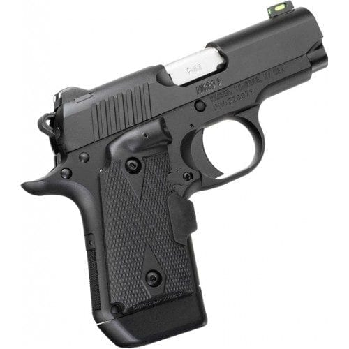 Kimber Micro 9 GFO SHOT SHOW SPECIAL with Crimson Trace Laser Grips
