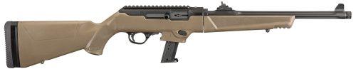 Ruger PC Carbine 9mm Flat Dark Earth TALO