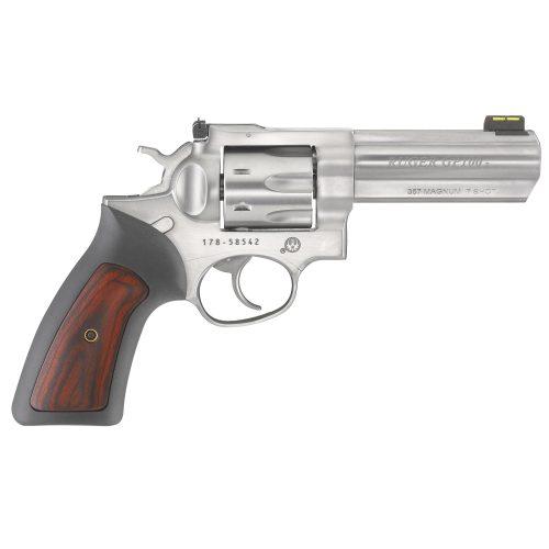 """Ruger GP100 357 Magnum 7 Shot 4"""" Barrel"""