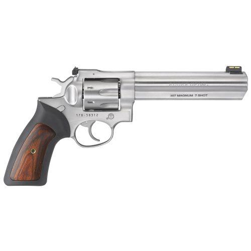 """Ruger GP100 357 Magnum 7 Shot 6"""" Barrel"""