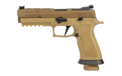 SIG Sauer P320 X-Five Coyote 9mm X5