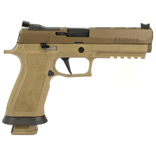 SIG Sauer P320 X-Five Coyote 9mm, Full Size