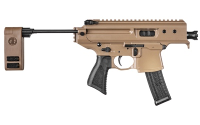 SIG Sauer MPX Copperhead 9mm