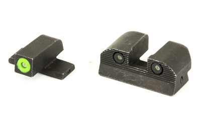 SIG Sauer X-RAY3 Day/Night Sights #8 Front and Rear Square Notch