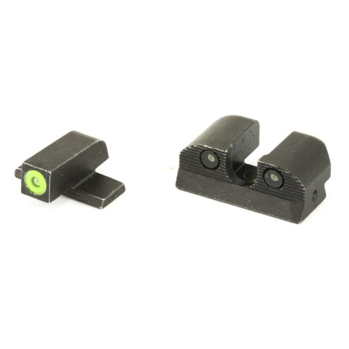 SIG Sauer X-RAY3 Day/Night Sights #8 Front and Rear Round U Notch