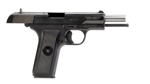 Zastava Arms M57A 7.62x25 Tokarev blued