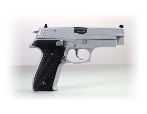 Zastava Arms CZ999 9mm Matte Chrome