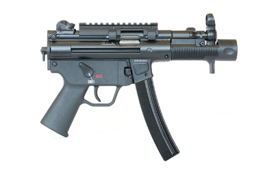 HK SP5K 9mm, with two 30 round magazines
