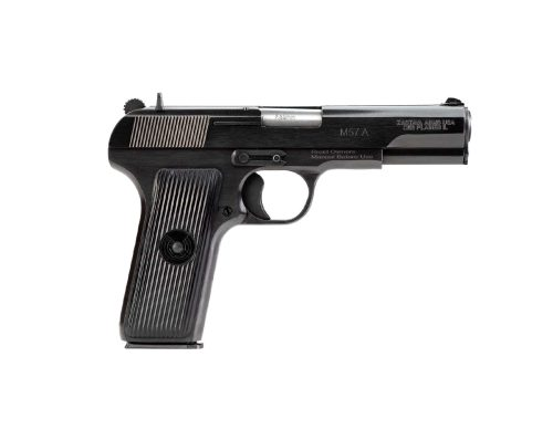 Zastava Arms M57A 7.62x25 Tokarev blued
