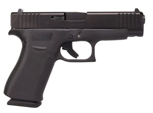 Glock 48 9mm Black