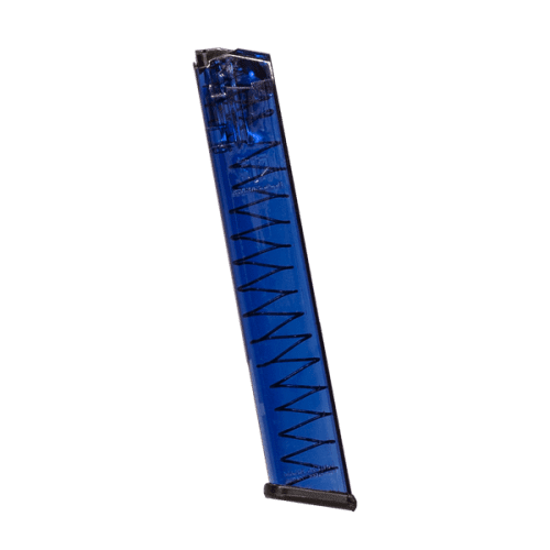 ETS Glock 9mm 31 round Magazine Blue