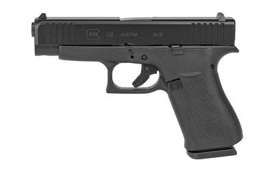 Glock 48 9mm Black