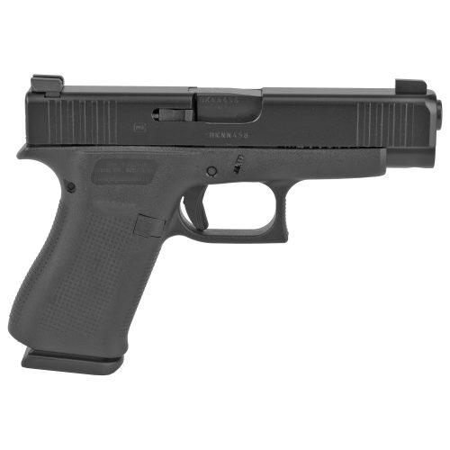 Glock 48 9mm Black Ameriglo Night Sights