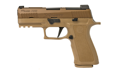 SIG Sauer P320 X-Carry Coyote 9mm