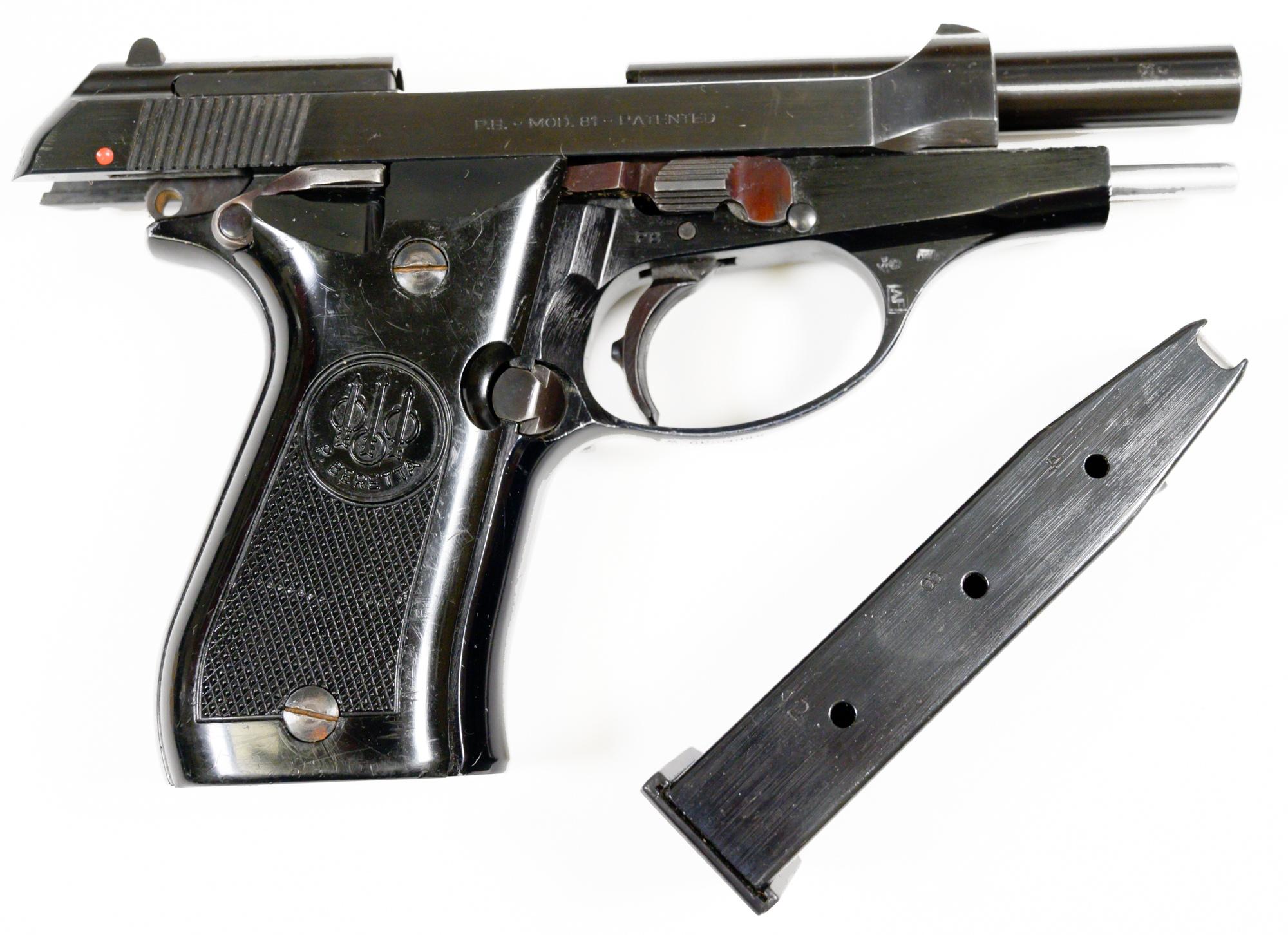 Surplus Beretta Model 81 Cheetah  32 ACP · For Sale · DK Firearms