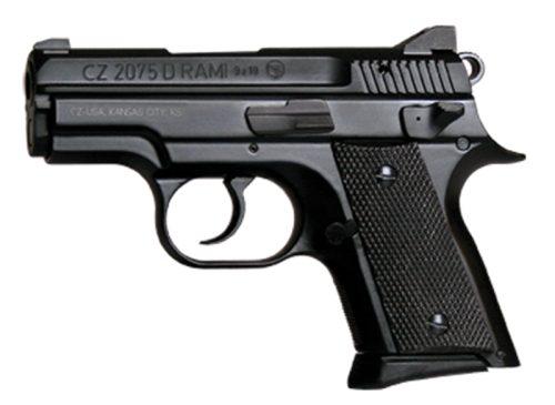 CZ 2075 RAMI BD 9mm with Night Sights