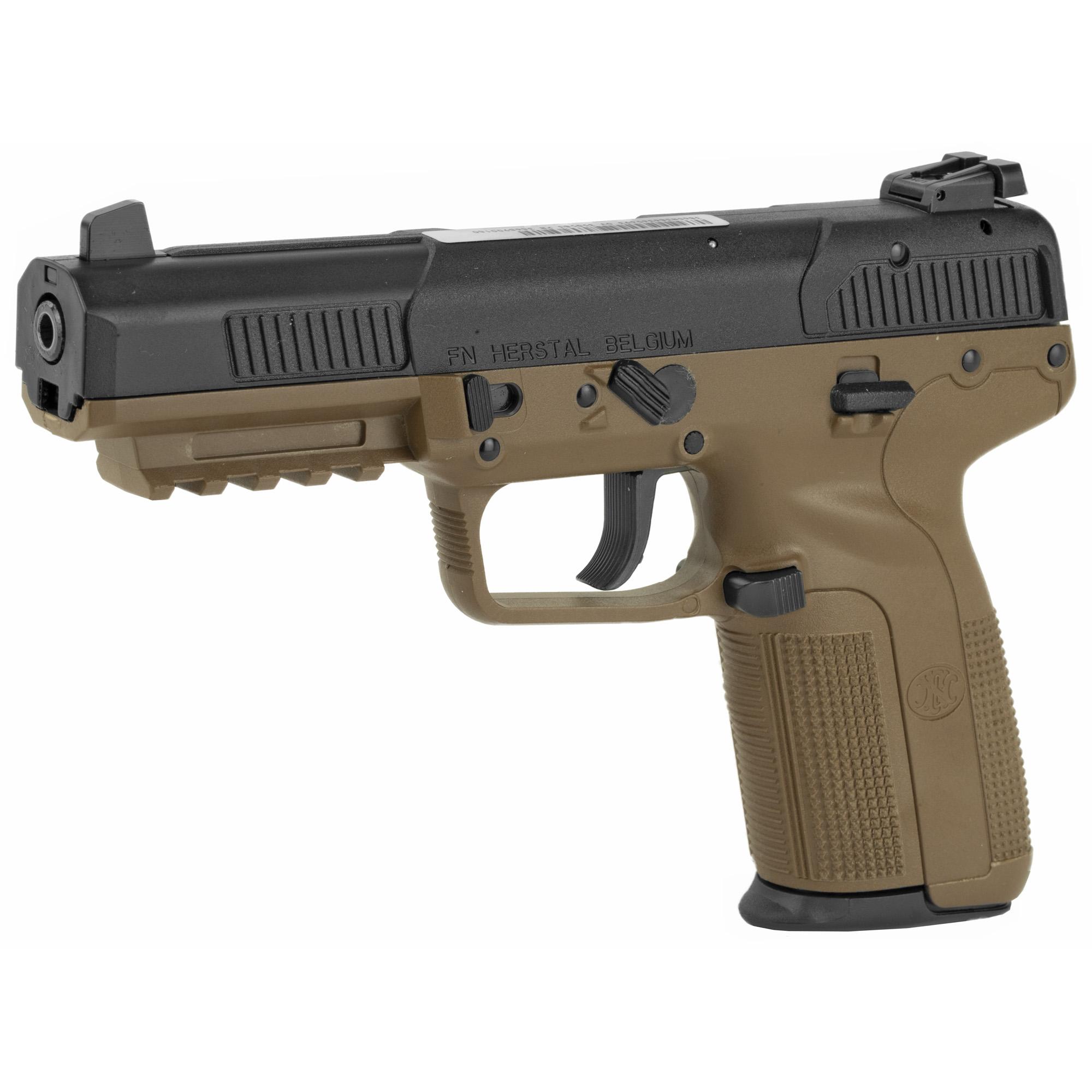 FN Five Seven Black/ FDE 5.7x28 $1,239.00 · 3868929350